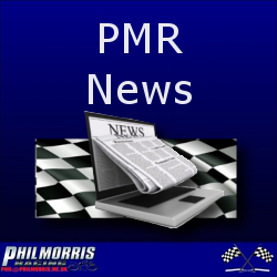 Phil Morris Racing News