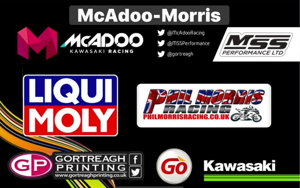 McADOO TEAM UP WITH PMR