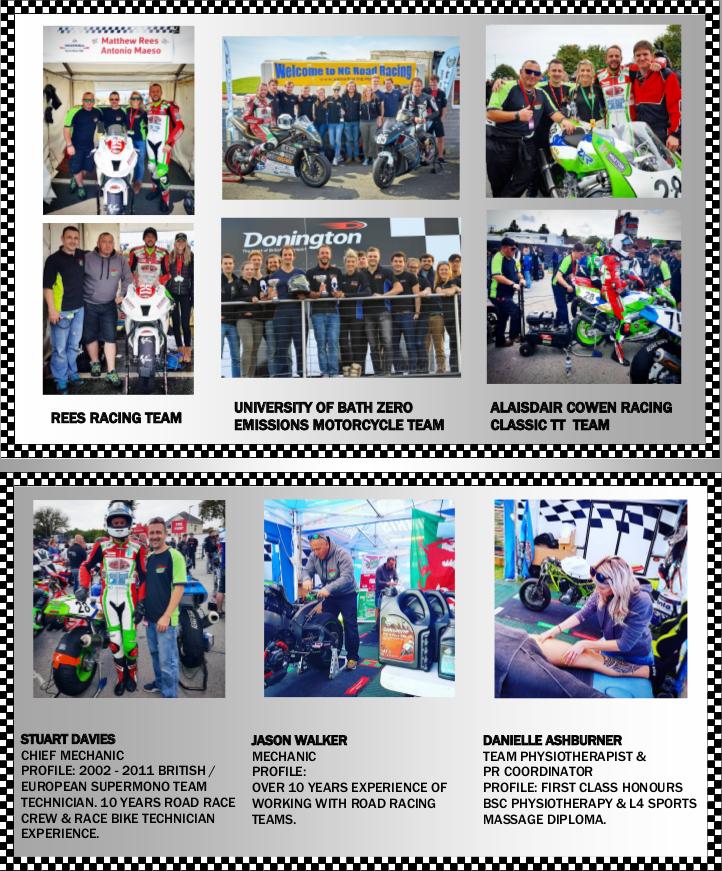 Rees Racing 2018 MATT REES CV (2)